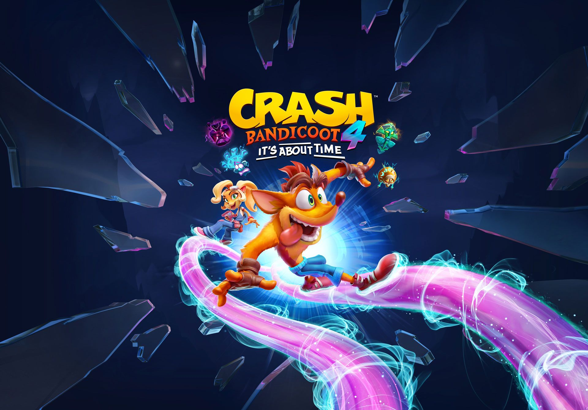 game crash bandicoot ps4